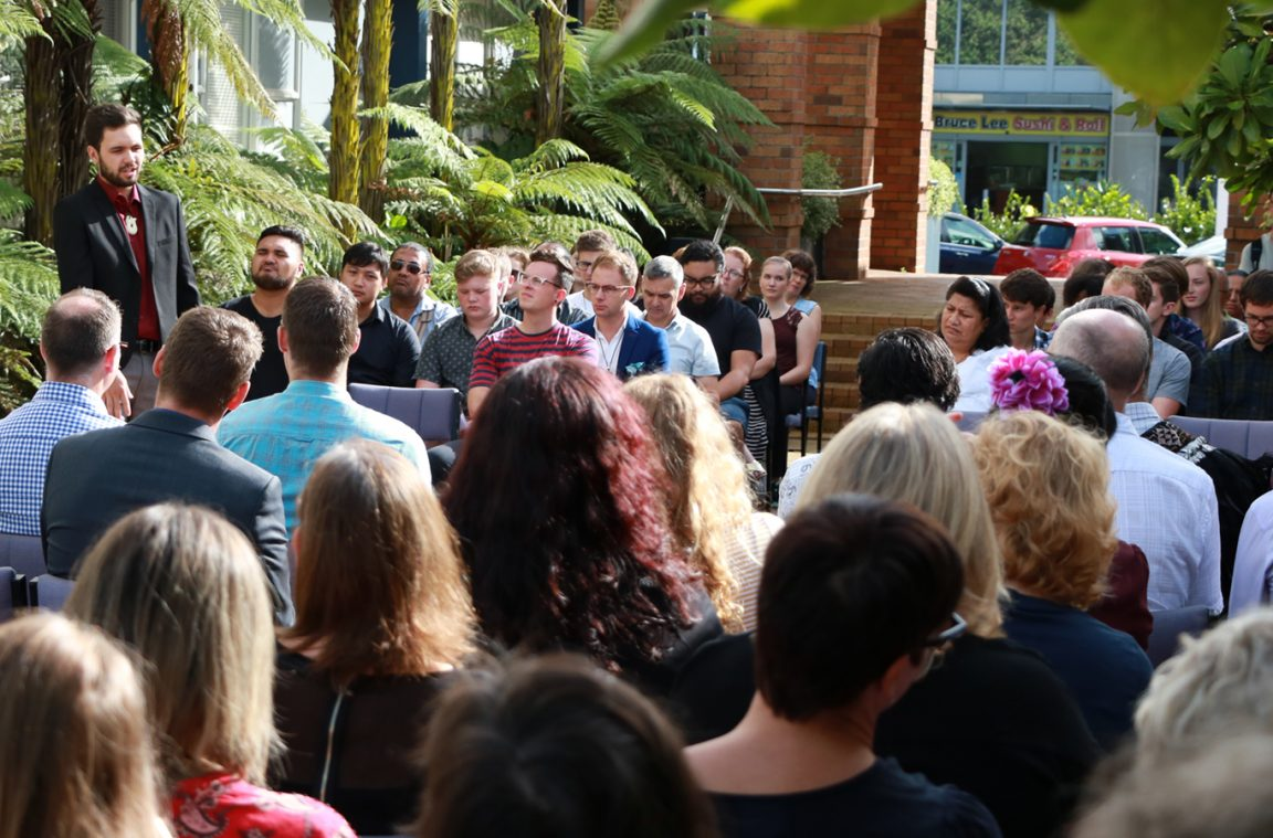 Pōwhiri to welcome new students