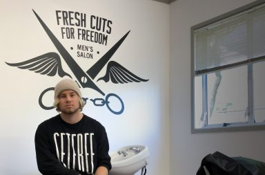Jackson and Fresh Cuts for Freedom