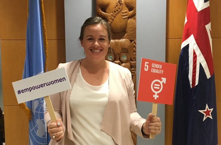BWNZ was represented at CSW63