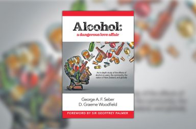 Book cover for Alcohol - A Dangerous Love Affair